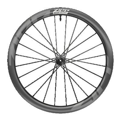 Karbonové kolo na silniční kolo přední Zipp AMWH 303 Firecrest TL DBCL 700F 12x100 STD A1