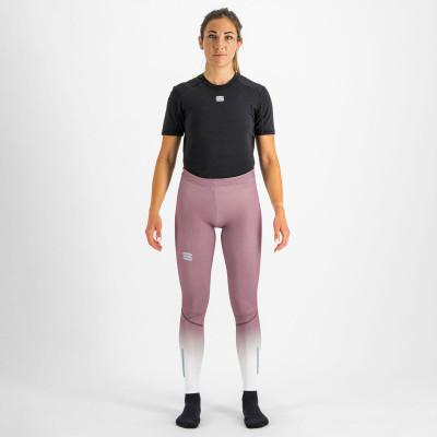 Elasťáky na běžky Sportful APEX dámské fialové/bílé