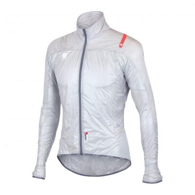 Letní cyklistická bunda Sportful Hot Pack Ultralight stříbrná