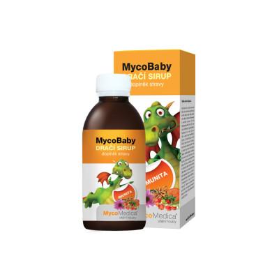Dračí dětský sirup MycoMedica MycoBaby 200 ml