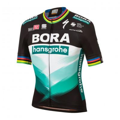 Letní cyklistický dres pánský Sportful BODYFIT TEAM duhový