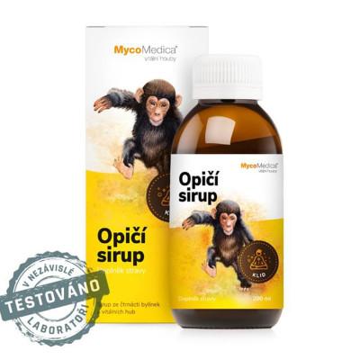 Opičí dětský sirup MycoMedica 200 ml