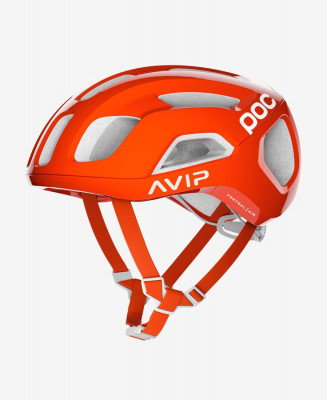 Cyklistická přilba POC Ventral AIR SPIN Zink AVIP - Orange