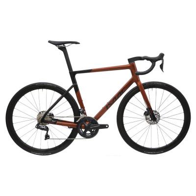 Cestný bicykel Isaac Boson Disc Quartz Red