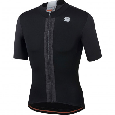 Letní cyklistický dres pánský Sportful Strike černý