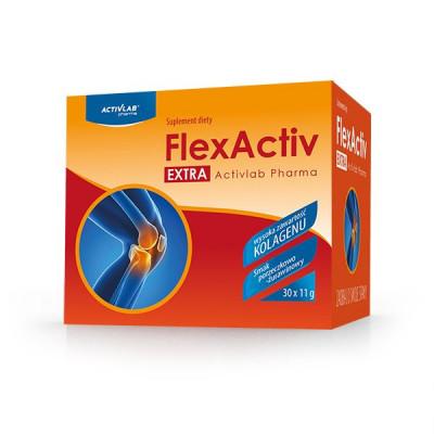 FlexActiv Extra ActivLab Pharma kolagen 30 sáčků