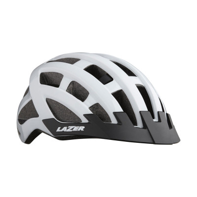 Cyklistická přilba Lazer COMPACT bílá