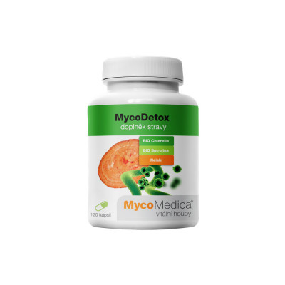 MycoMedica MycoDetox 120 tablet