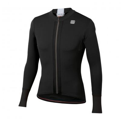 Cyklistický dres pánský Sportful Strike černý