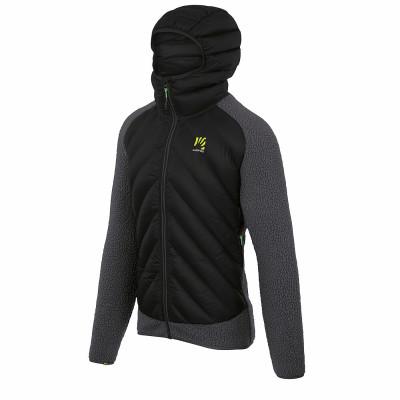 Zimní outdoorová bunda dámská Karpos MARMAROLE TECH tmavošedá/černá