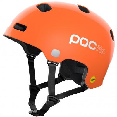 Cyklistická přilba dětská POC POCito Crane Mips - Fluorescent Orange