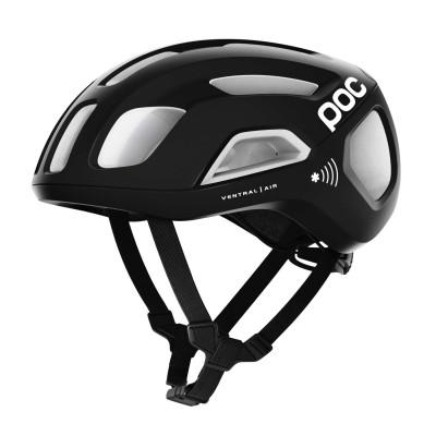 Cyklistická přilba POC Ventral Air SPIN NFC černo / bílá