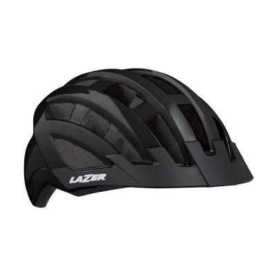 Cyklistická přilba Lazer COMPACT černá