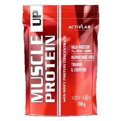 Muscle Up Protein ActivLab protein s příchutí čokoláda 700 g