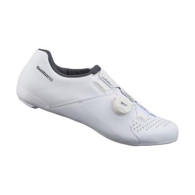 Cyklistické tretry dámské Shimano SHRC300 bílé