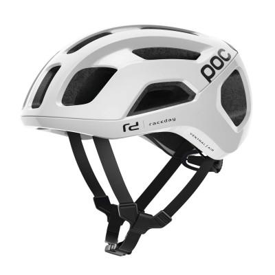 Cyklistická přilba POC Ventral AIR SPIN - Hydrogen White Raceday