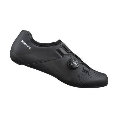 Cyklistické unisex tretry Shimano SHRC300 černé