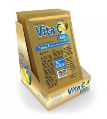 Vitamín C 1000 mg ActivLab 35 g