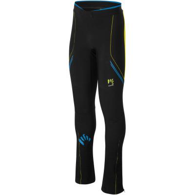 Zimní outdoorové kalhoty pánské Karpos ALAGNA Evo černé/světlemodré