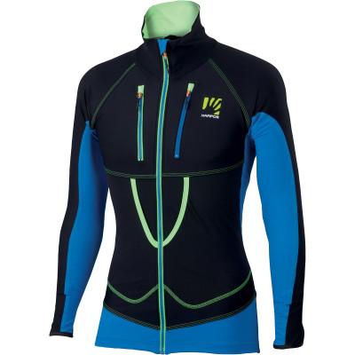 Outdoorová bunda pánská Karpos ALAGNA LIT modrá/černá