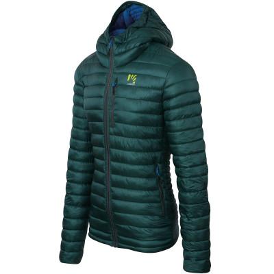 Outdoorová bunda pánská Karpos Mulaz zelená