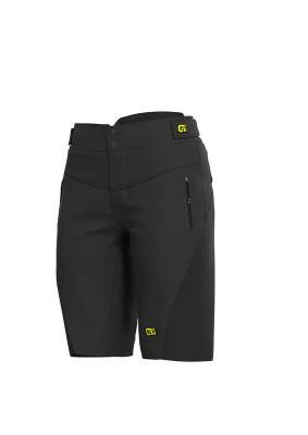 Letní cyklistické kalhoty pánské ALÉ ENDURO černé