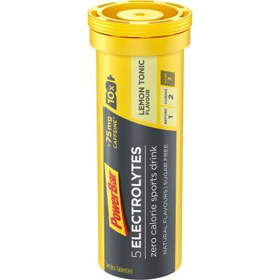 PowerBar 5 Elektrolytů 10 tablet citrón/tonic