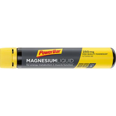 PowerBar Magnesium Liquid Ampulka 25ml Citron