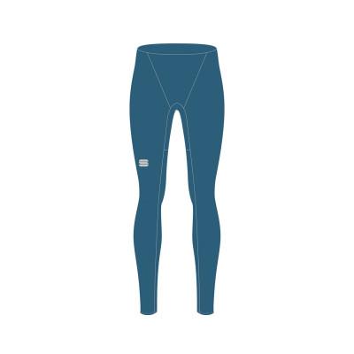 Elasťáky na běžky Sportful CARDIO TECH dámské modré