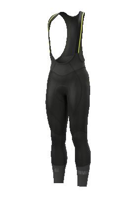 Zimné cyklistické kalhoty pánské Alé R-EV1 NORDIK 2.0 černé